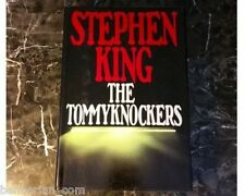 The Tommyknockers by Stephen King 1987 First Edition 1st printing Thriller Book