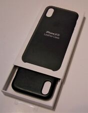MIB NEW Apple I phone leather cover case for Xs in the USA look at photos