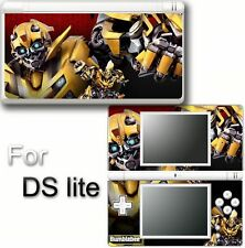 Transformers Bumblebee SKIN STICKER COVER f DS LITE #1