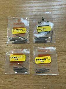 Brand New Authentic Official Rolex Ref.ST5365 Service Screwdriver Blades Tool