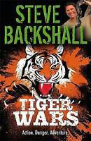 Backshall, Steve, The Falcon Chronicles: Tiger Wars: Book 1, Very Good Book