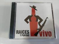 RAICES Y PUNTAS VIVO 2005 KOMANDO CHICLANA - CD NEW SEALED NUEVO