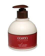 Caren Original Pump Hand Lotion, Red Cocoa, 12 Ounce