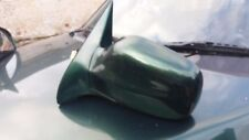 DAEWOO MUSSO PASSENGER DOOR MIRROR GREEN