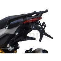 """Kennzeichenhalter Ducati Hypermotard / Hyperstrada BJ 13- """"Protech"""""""