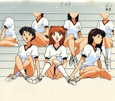 Anime Production Cel Evangelion #101