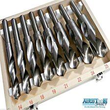 8 piezas HSS Herrero Acero Set de brocas
