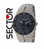 Orologio SECTOR 880 WATCH 2653880725 Bracciale Acciaio 43mm SWISS MADE 419$