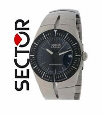 Orologio SECTOR 880 WATCH 2653880725 Bracciale Acciaio 43mm SWISS MADE 419$