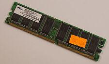 Elixir m2u51264ds8hc3g (512 MB DDR SDRAM 400 MHz DIMM 184-pol.) de RAM top! (m1)