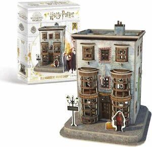 Harry Potter OLIVIANDERS WAND SHOP 3D Jigsaw PUZZLE 66 pieces