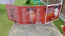 Elvis love songs.classic love songs 66 tracks 3 discs