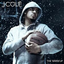 "J COLE- ""THE WARM UP"" DREAMVILLE.... OFFICIAL MIX CD- SUPER HOT!!"
