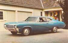 1969 Buick Special Deluxe Coupe Early Auto Car Vintage Postcard K77632