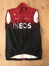 Geraint Thomas Team Ineos Castelli Cycling Mid Weight Vest Gilet