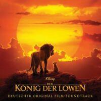 DER KÖNIG DER LÖWEN (ORIGINAL FILM-SOUNDTRACK) - OST/  CD NEUF