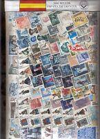España 2000 sellos usados diferentes @@ BELLISIMO @@