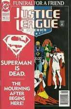 Justice League of America #70 Variant Nm+ Dc Comics Jla 1993