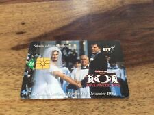 BT 101 Dalmations Special Edition £2 Phone Card