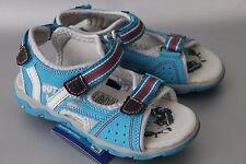 Kinder-Sandalen-Jungen-Sandalen-Sommerschuh-Gr.25 Neu Helllblau-Lupilu  Kinder