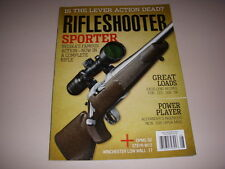 RIFLESHOOTER SPORTER Magazine, July/August, 2014, NESIKA, STEYR M12, WINCHESTER!