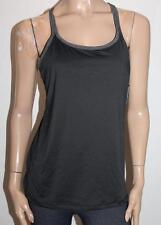 COTTON ON Brand Black Strappy Yoga Sports Tank Top Size XL BNWT #TB74