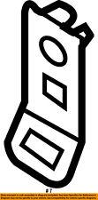 FORD OEM F-250 Super Duty Front Seat Belt-Child Seat Bracket 6C3Z26613D74AA