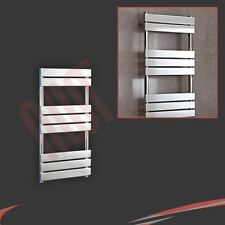 "500mm(w) x 950mm(h) ""Vega"" Chrome Designer Heated Towel Rail, Warmer, Radiator"