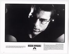 "Tom Cruise / Emmanuelle Béart (US-Pressefoto '96) - in ""Mission: Impossible"""