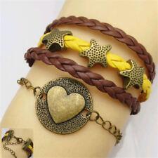 Yellow 20 - 21.49cm Length Fine Bracelets