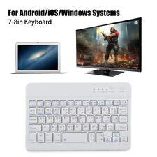 Thai/English Aluminum Wireless Bluetooth Mini Keyboard For Windows Android iOS