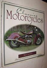 CLASSIC MOTORCYCLES - MARK GARDINER - ILUSTRADO - GRAN FORMATO - EN INGLES