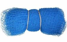 CW Practice Nylon Heavy Cricket Net 8ply 100*10 With Roof  Temporary Netting