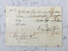 REVOLUTIONARY WAR MANUSCRIPT DOCTOR PAY ORDER SIGNED BY PATRIOTS CONNECTICUT