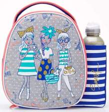 Smash BFF Lunch Bag/Box and 500ml Bottle Set %7c Best Friends Forever Lunchbox