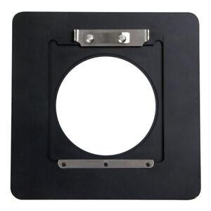 Toyo Omega View 158x158mm To Linhof Technika Wista Tachihara Lens Board Adapter