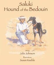 Saluki, Hound of the Bedouin [ Johnson, Julia ] Used - Good