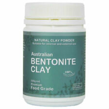 Australian Bentonite Clay 1kg FOOD GRADE -Internal Detox-Mud Bath-Face Mask