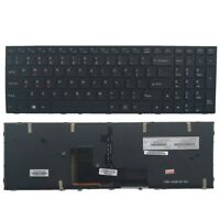 New Backlit Keyboard for Clevo P650SG P651SG P650SE P651SE P655SE USA