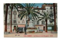 06 - CANNES - Statue de Lord Brougham   (A3791)