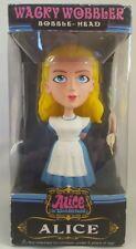 FUNKO Alice In Wonderland Wacky Wobbler Rare Collectors Bobble Head NIB