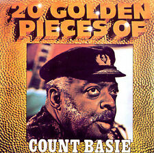 20 Golden Pieces of Count Basie by Count Basie (CD, Sep-1994, 2 Discs, Bulldog)