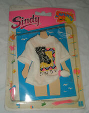 "Sindy ""T-Shirt"" Doll's Dress. Hasbro 1991,boxed M."
