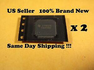 2 piece New Original  TI TSB41AB2 TQFP64 IC Chip US Seller