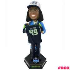 Shaquem Griffin Seattle Seahawks UCF Knights 2018 Draft Day Bobblehead NFL