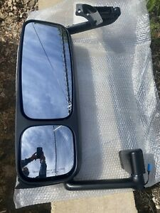 New 04-17 Volvo VNL Left Door Mirror