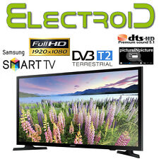 "SMART TV LED SAMSUNG 48"" UE48J5202AK FULL HD DVB-T2 A+ SERIE 5 SPEDIZIONE 24H*"