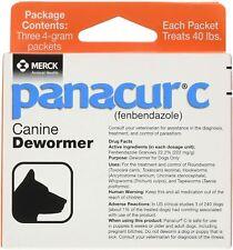 Panacur C 파나쿠어 한국당일발송 (개인통관번호기재필수) 펜벤다졸