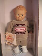 KEWPIE 12'' SCOOTLES SWEATSUIT 2002 CAMEO COLLECTIBLES EFFANBEE