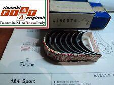 SERIE BRONZINE BIELLA 0,762 FIAT 124 SPORT SPIDER ROD BEARING SET 4150974